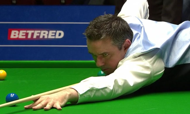 Anthony McGill and Alan McManus Cause Upsets